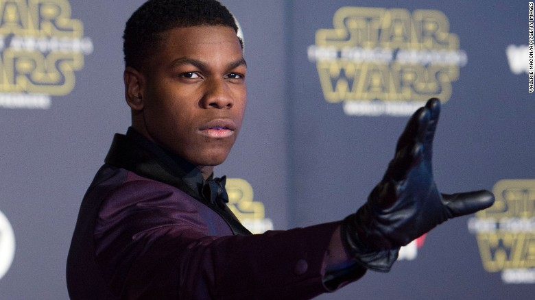 "John Boyega Will Star in Upcoming ""Pacific Rim 2"" Film"