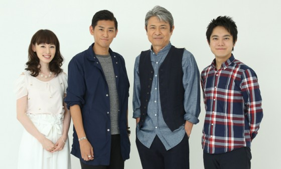 Kamen Rider Agito Cast Reunite for Agito Blu-Ray Box Set Interviews