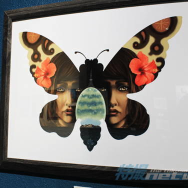 """Mothra"" by Michael Stiles"