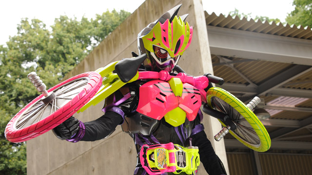 Next Time on Kamen Rider Ex-Aid: Episode 4