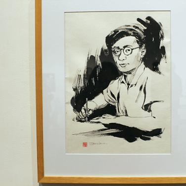 """Mr. Tezuka"" by Jared Henry"