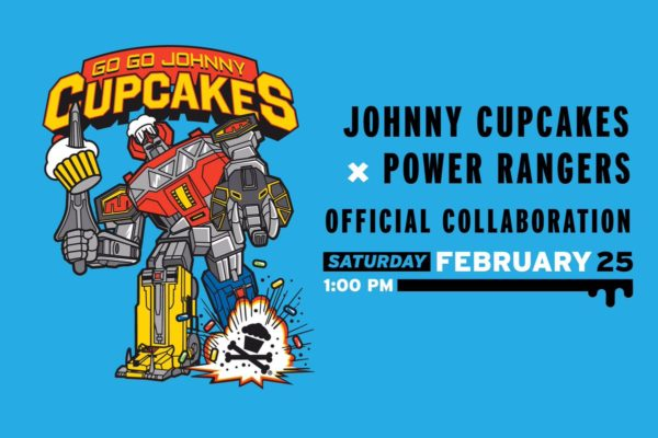 Johnny Cupcakes Collaboration Announcement