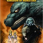 Godzilla: Kingdom of Monsters Vol. 2 Cover