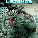 Godzilla: Legends cover