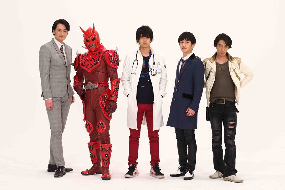 Familiar Faces Return For Chou Super Hero Taisen