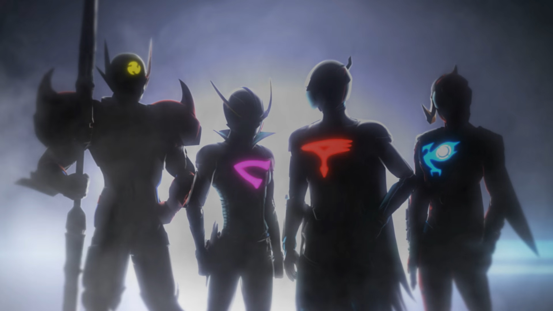 "Tatsunoko Production Releases ""Infini-T Force"" Teaser PV"
