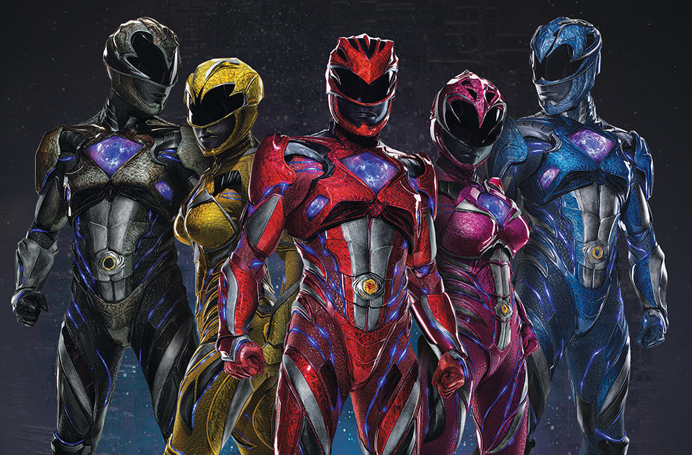 Preview 'Saban's Power Rangers: Aftershock' Original Graphic Novel