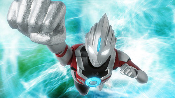 Ultraman Orb Joins S.H.Figuarts