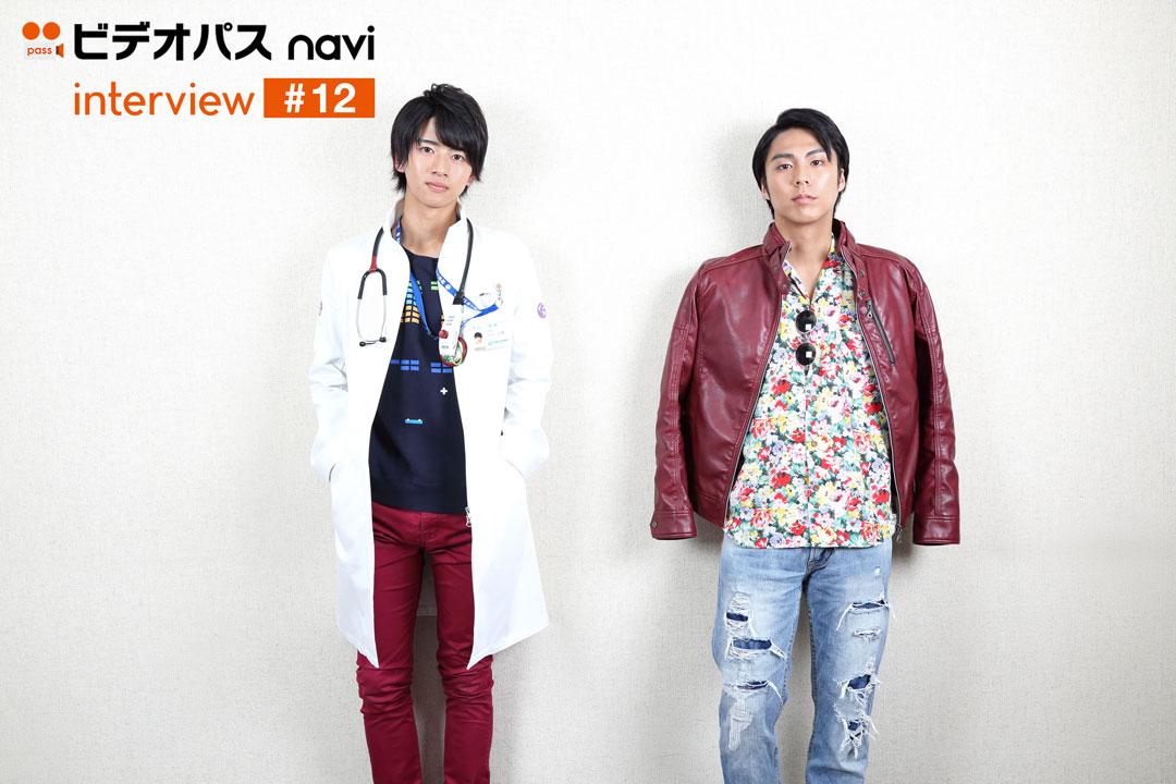 Ex-Aid's Hiroki Iijima and Hayato Onozuka Interviewed on Kamen Sentai Gorider