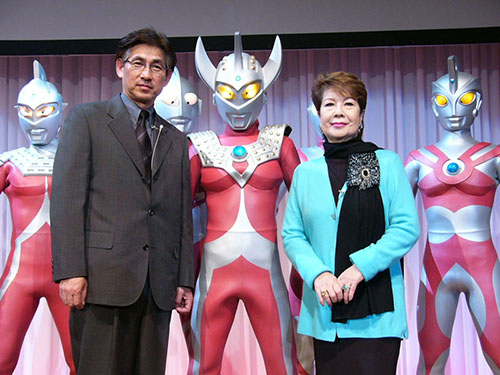 """Ultra Mother"" Peggy Hayama Passes Away at 83"