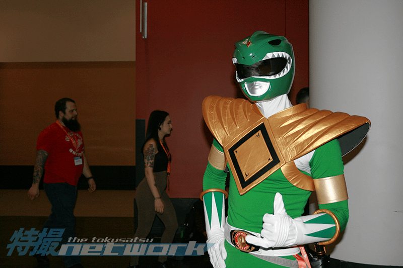 Tokusatsu Fans Come Together at Anime Boston 2017