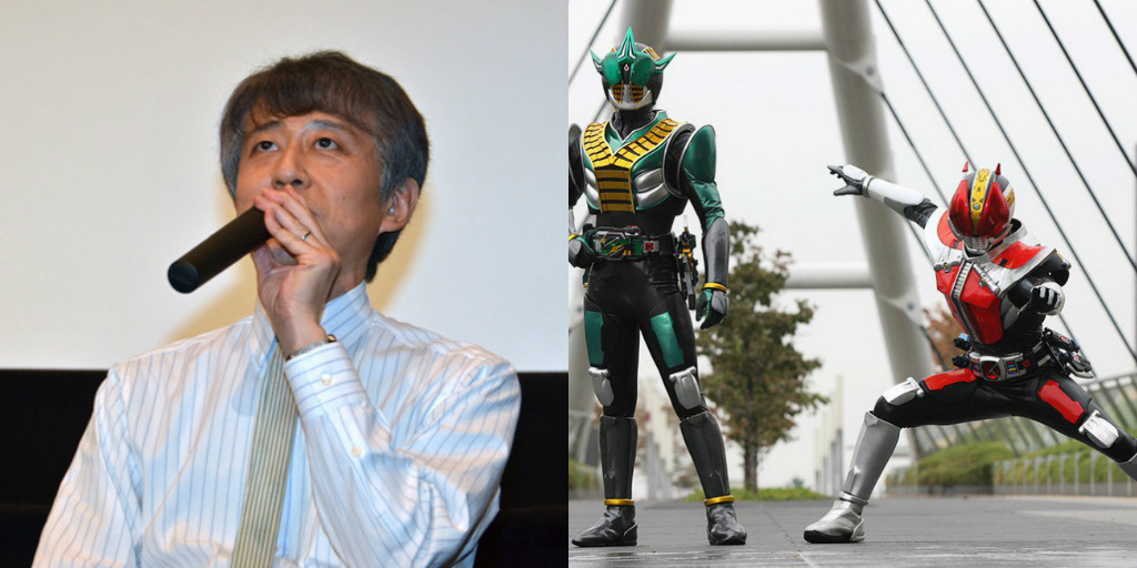 Kamen Rider Den-O Announcement Teased By Producer Shinichiro Shirakura