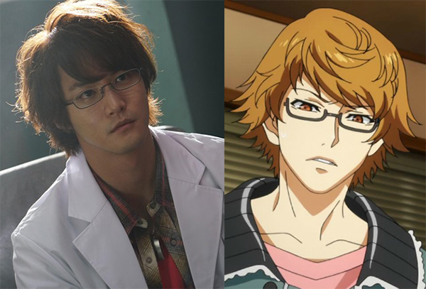 Kamen Rider Wizard's Shunya Shiraishi Cast in Upcoming Tokyo Ghoul Movie