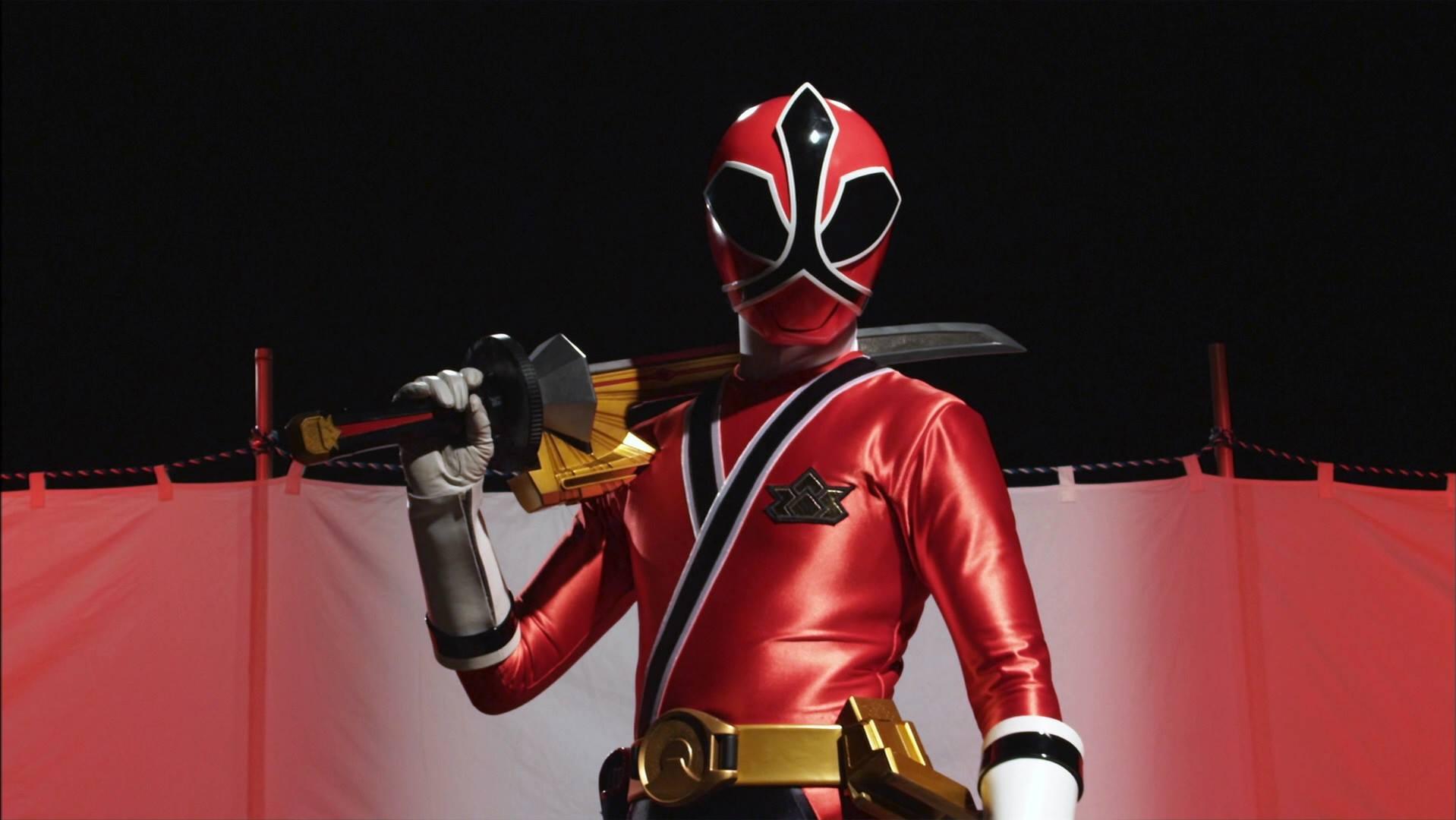 Hirofumi Fukuzawa as Shinken Red