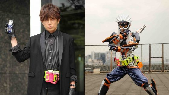 Guest Stars For Ex-Aid/Kyuranger Movie Announced