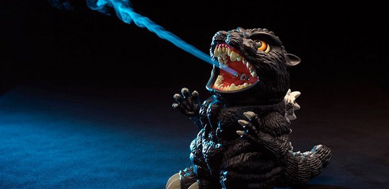 Shine Announces Adorable Godzilla Humidifier