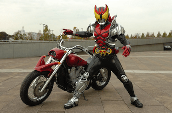 Blu-Ray Box Sets Announced for Kamen Rider Kiva