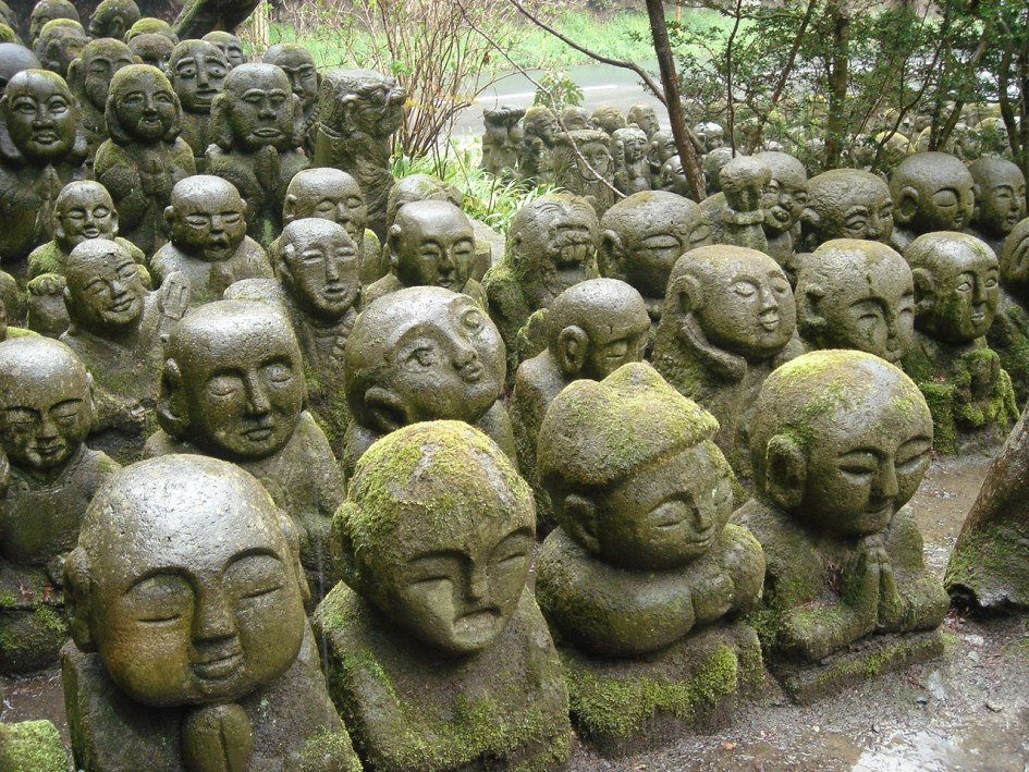 One of Kyoto's many hidden places - can you find it?