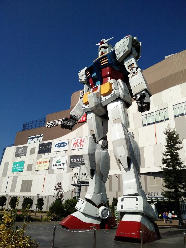 Hello Gundam!