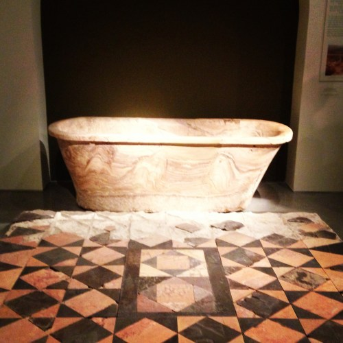 Herod's bathtub