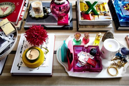 Rita Konig Coffee table