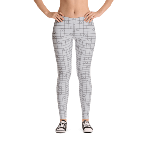 Japanese Brick Wall - Leggings