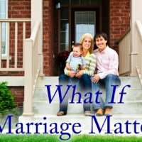 What If Marriage Matters?