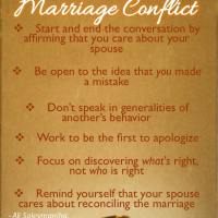 Wifey Wednesday: The 6 Rules of Relationship Conflict