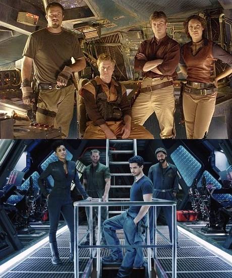 Firefly-vs-Expanse