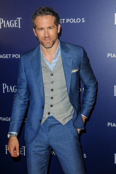 Ryan Reynolds at the Piaget Polo S Launch Event | Tom + Lorenzo
