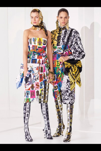Versace Resort 2019 Collection | Tom + Lorenzo