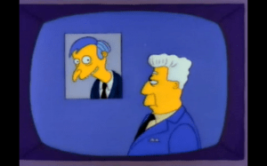 Nuclear expert, C. Montgomery Burns.