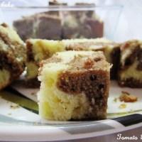 Moist Marble Cake
