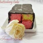 Battenberg Cake ~ Daring Baker Challenge 2