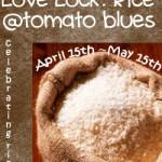 Love Lock With Rice Roundup