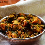 Methi Soya Curry Recipe| Side Dish For Flatbreads