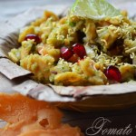 Nippat Chaat or Thattai Chaat – Quick Snack Recipe