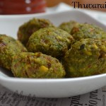 Thuvarai Vadai- Pigeon Pea Fritters- After School Snacks
