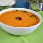 Raw Mango Dal Recipe | Easy Dal Recipes