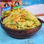 Vegetable Hakka Noodles Recipe| Indo Chinese Recipes