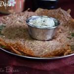Ragi Dosa Recipe| Pearl Millet Recipes