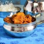 Vazhakai Chili Recipe| South Indian Lunch Recipes