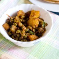 Aloo Tuvar Curry