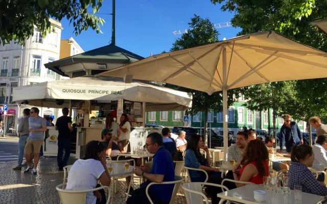 Where and what to drink in Lisbon