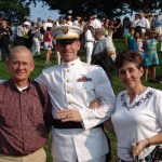 Tom and Parents | Ring Weekend, West Point
