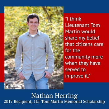 Nathan Herring_2017 scholarship recipient_FB post