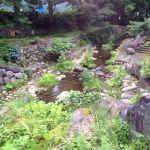 [越後湯沢]天然のクーラーが楽しめる「滝沢公園」