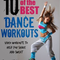 10 of the Best FREE Dance Workout Videos (all in one place!) - At Home Fitness While You Shake It!