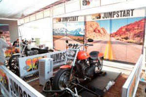 Harley Davidson Jumpstart_Fat Bob