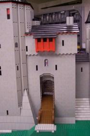 Castell Coch gatehouse